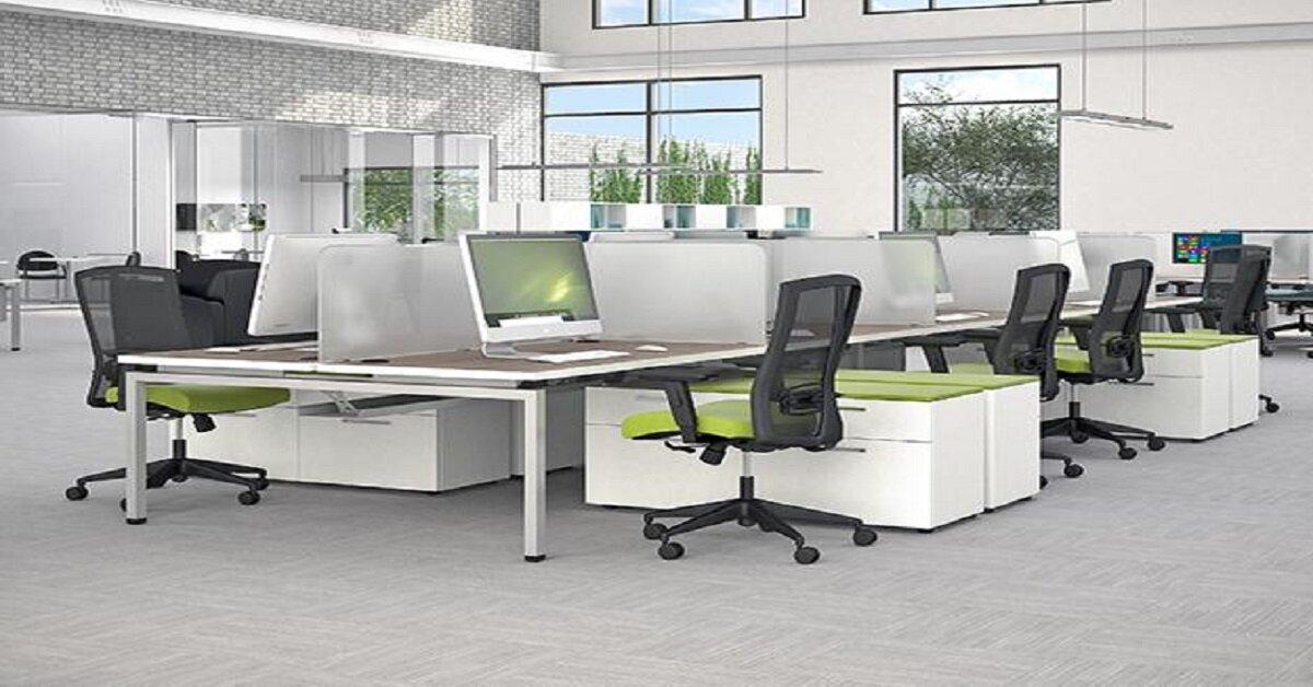 nội thất Xuân Hòa cho văn phòng