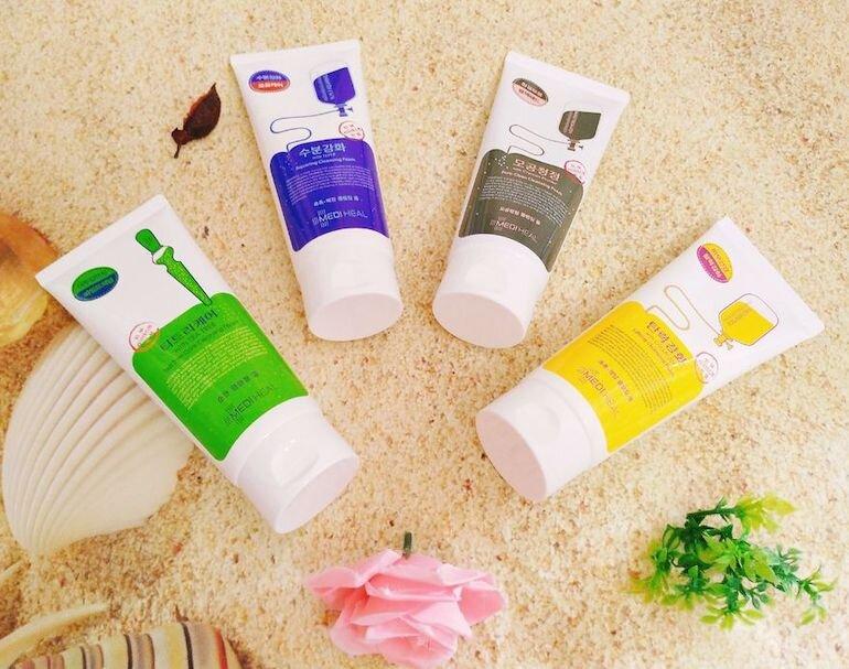 Giới thiệu về thương hiệu sữa rửa mặt Mediheal