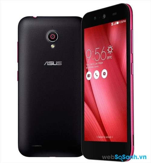 Điện thoại Asus Live