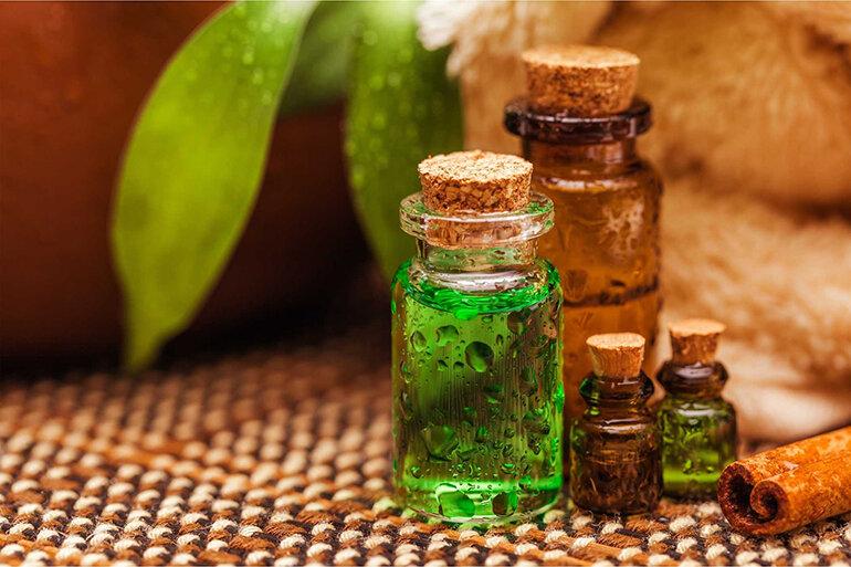 Tinh dầu và đèn xông tinh dầu rất tốt cho cơ thể