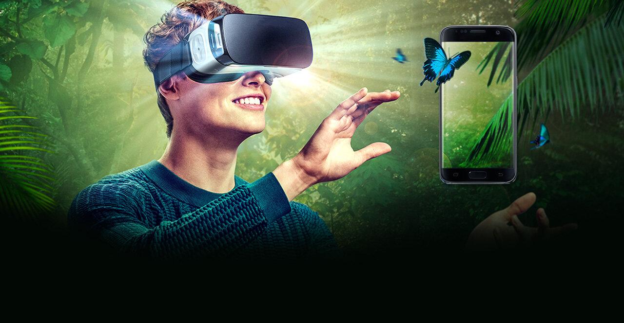 Công nghệ thực tế ảo đang được sử dụng nhiều trong thế giới hiện nay