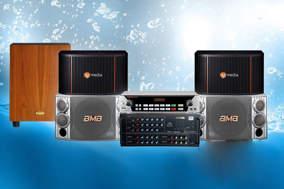 Chọn bộ amply chuẩn mang đến chất lượng âm thanh vượt trội