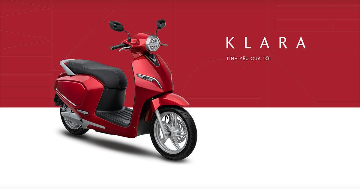 Đại lý mở bán xe máy điện Vinfast Klara