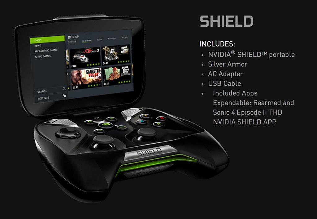 Shield Console