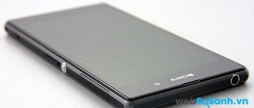 Sony Xperia Z1, nhìn vẫn thật tuyệt