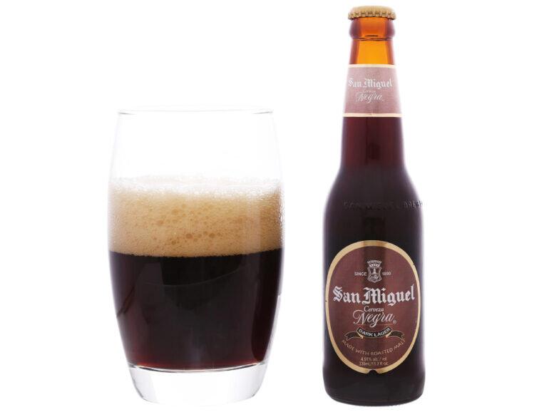 Giá bia đen San Miguel Cerveza Negra