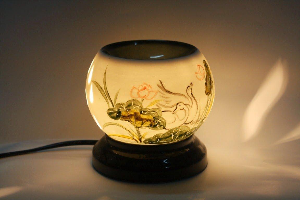 Đèn xông tinh dầu có cách dùng khá đơn giản