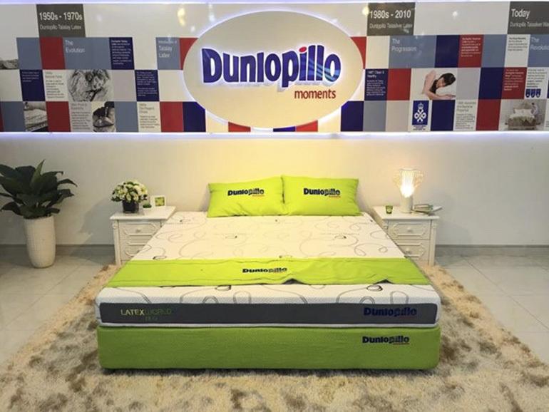 Đệm cao su thiên nhiên Dunlopillo - Sự lựa chọn đúng đắn nhất trong năm 2018