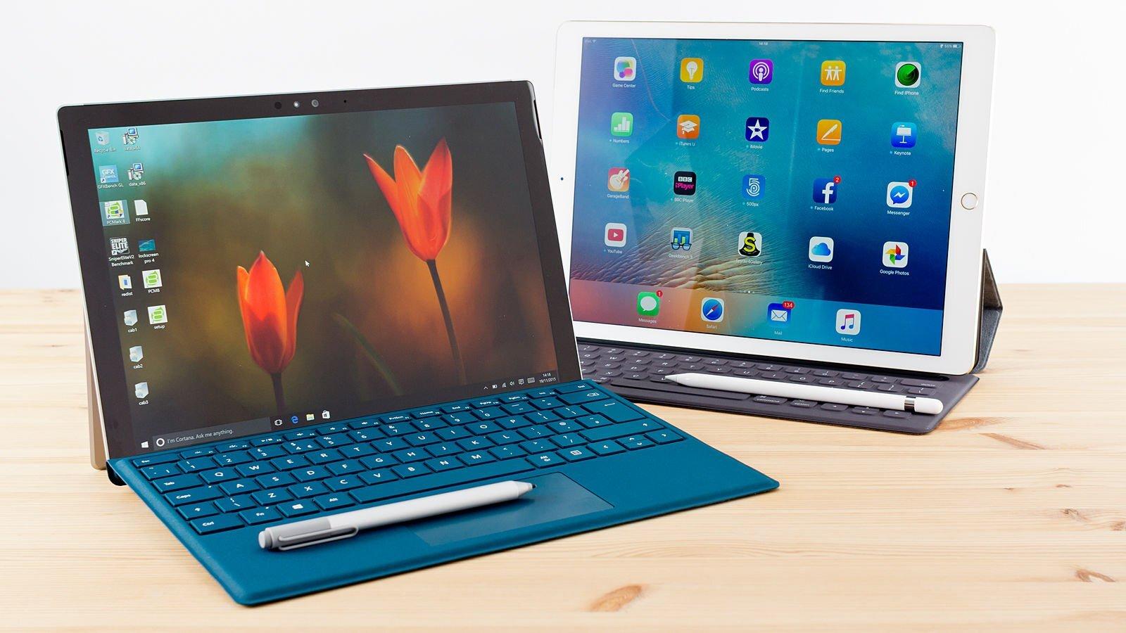 Bút cảm ứng Surface Pro 5 có nhiều thay đổi