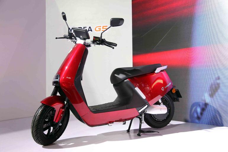 xe máy điện yadea G5