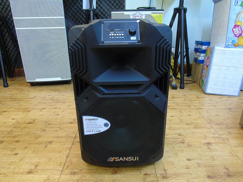 Loa kéo Bluetooth Sansui SS1-12