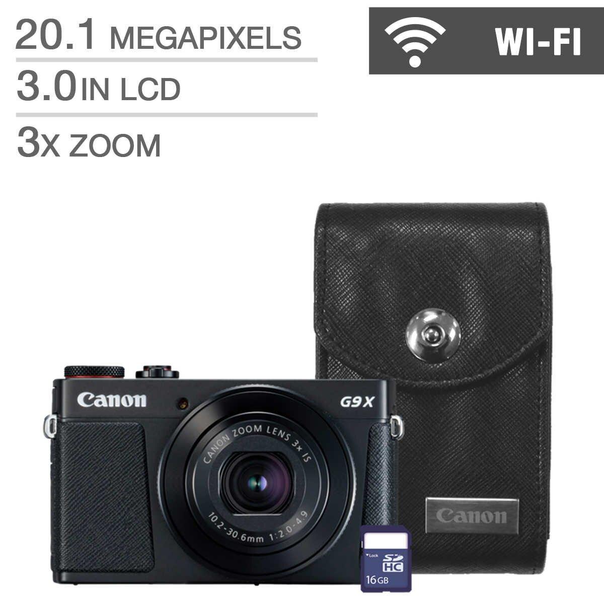 Máy ảnh Canon PowerShot G9X Mark II