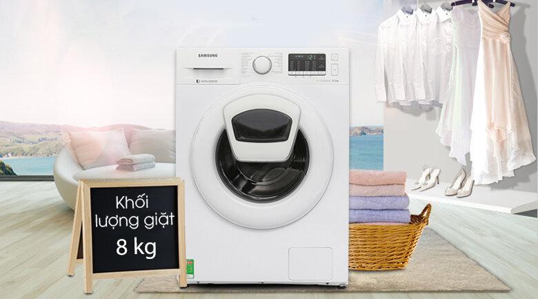 Máy giặt Samsung có giá tiền vô cùng hợp lý