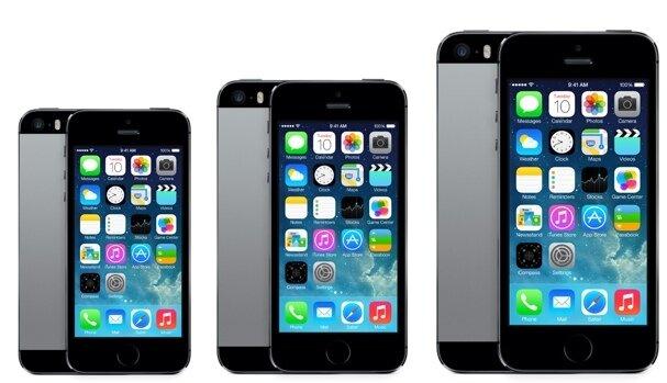 iPhone 6 sẽ có màn hình lớn hơn?