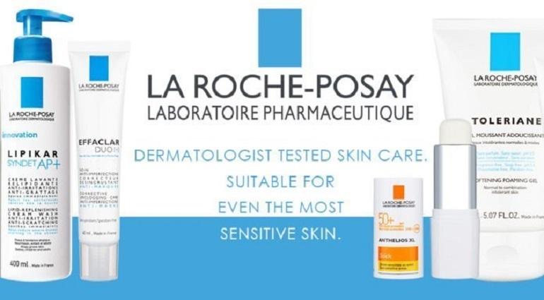 Sữa rửa mặt La Roche Posay dùng có tốt không? Có những loại nào?