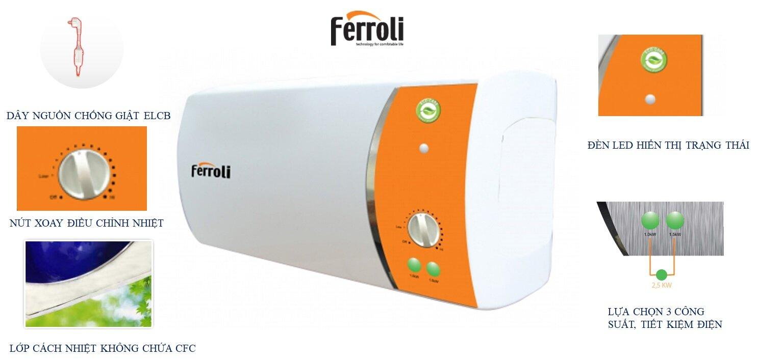 Ferroli Verdi SE 30L