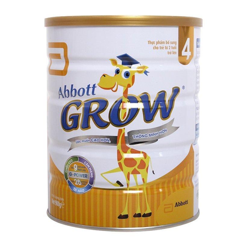 Sữa bột Abbott Grow 4 đến từ Hoa Kỳ