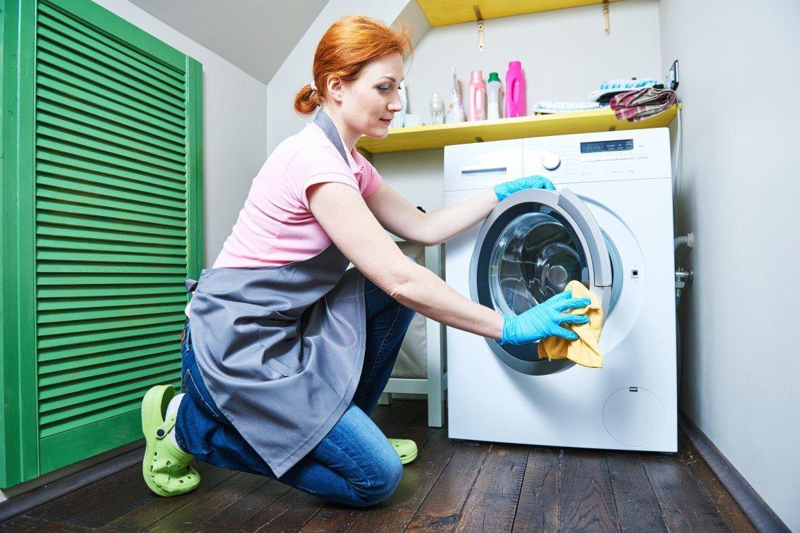 Vệ sinh lồng giặt giúp máy giặt luôn hoạt động tốt