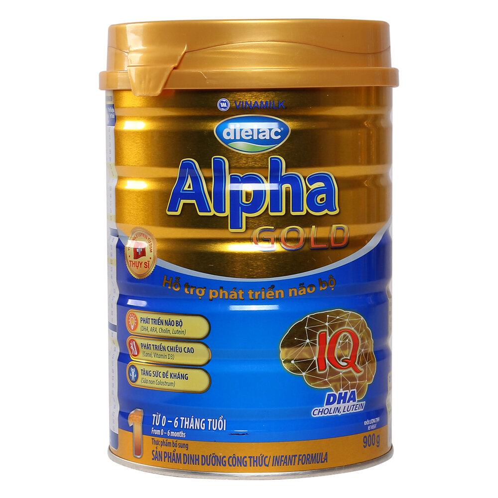 Sữa Vinamilk Dielac Alpha Gold