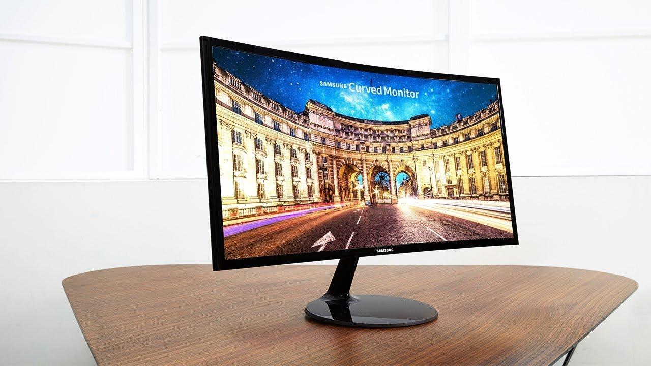 Review Samsung 24'' LC24F390