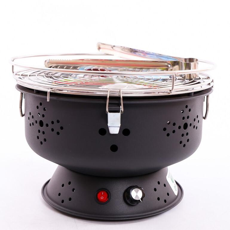 Bếp nướng than hoa không khói Nam Hồng BN300