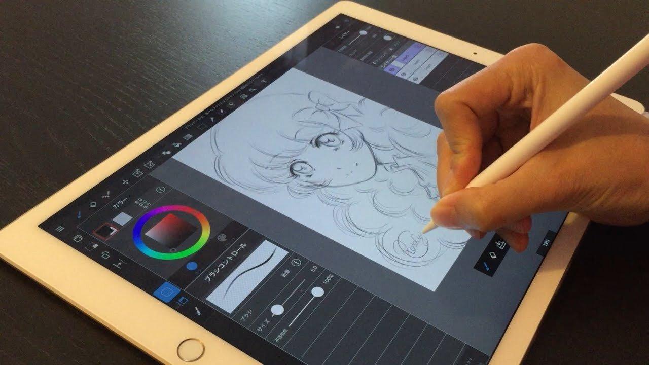 Bút Apple Pencil đa chức năng hỗ trợ thao tác trên iPad dễ dàng