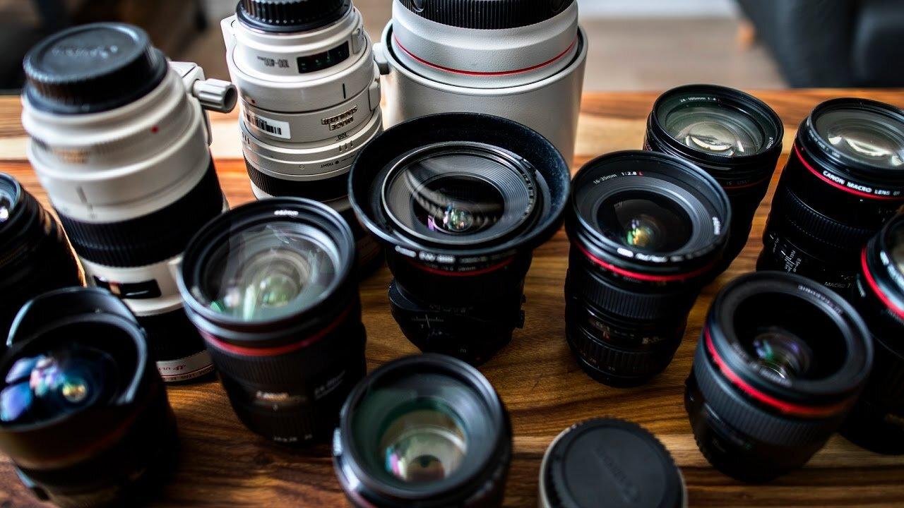 Tận dụng các loại ống kính rời mà máy quay phim không có