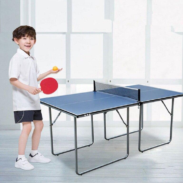 kích thước bàn bóng bàn mini