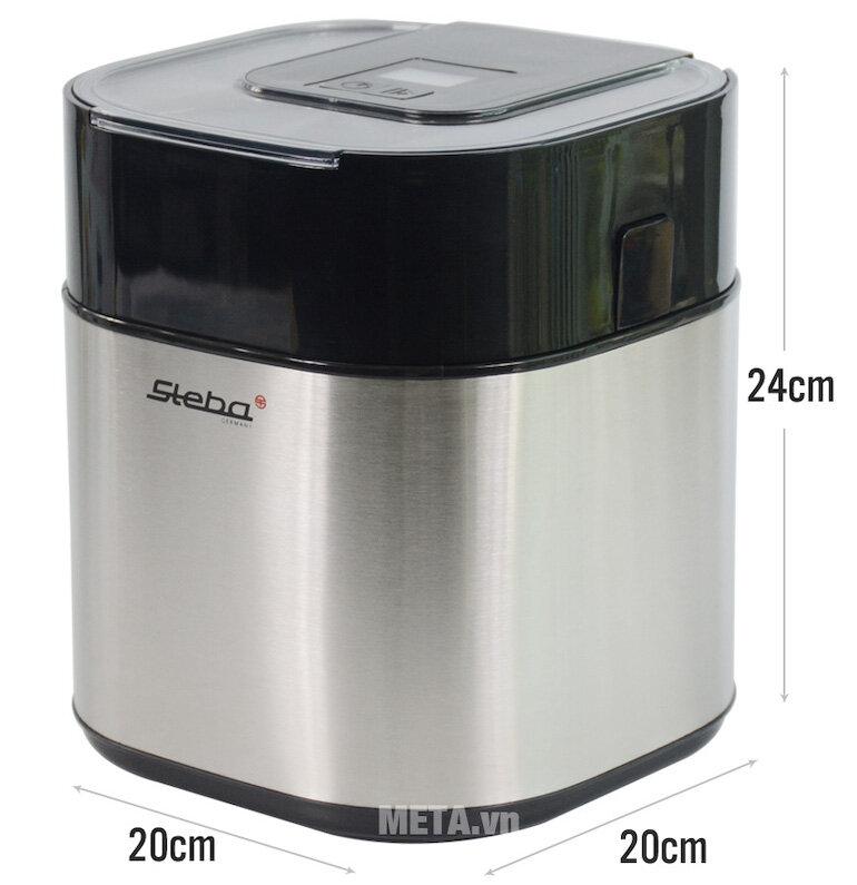 Máy làm kem tươi Steba IC30