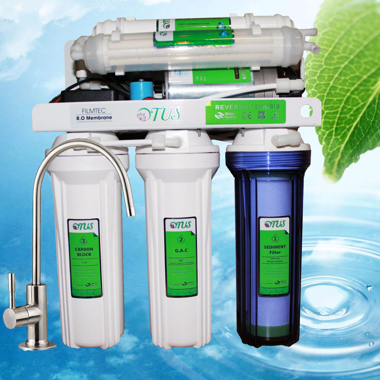 Máy lọc nước ứng dụng công nghệ màng lọc RO trở thành một trong những giải pháp lọc nước hữu hiệu, an toàn