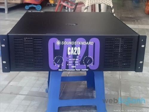 Cục đẩy công suất CA20