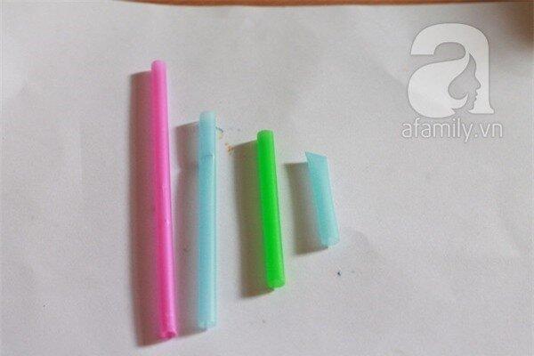 Những trò chơi mà học sáng tạo với ống hút 3