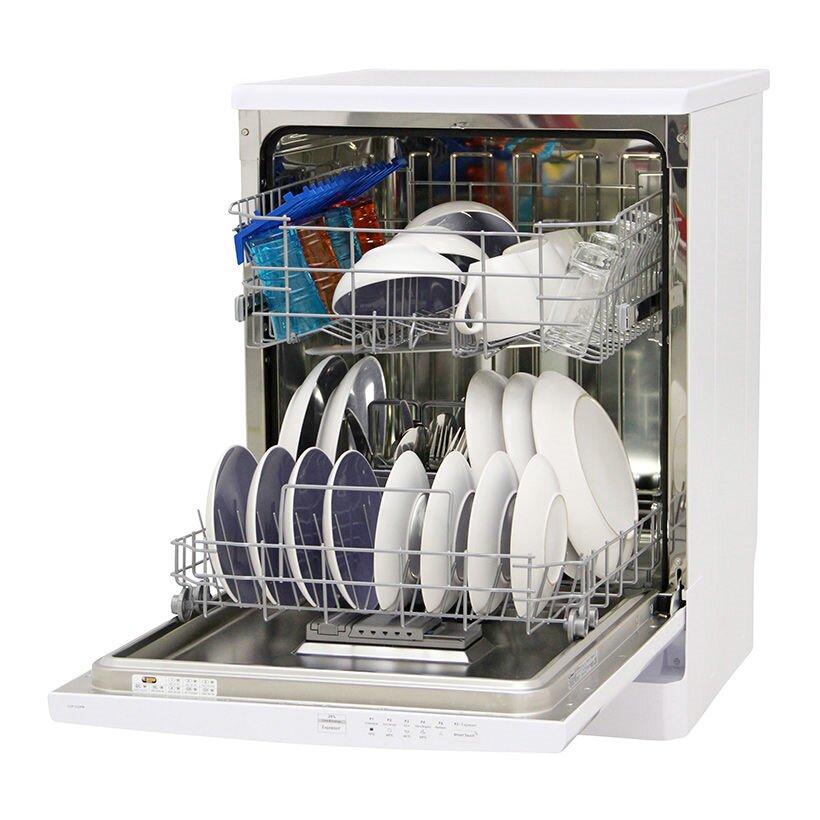 Máy rửa bát Candy 1LS39W có thiết kế hiện đại