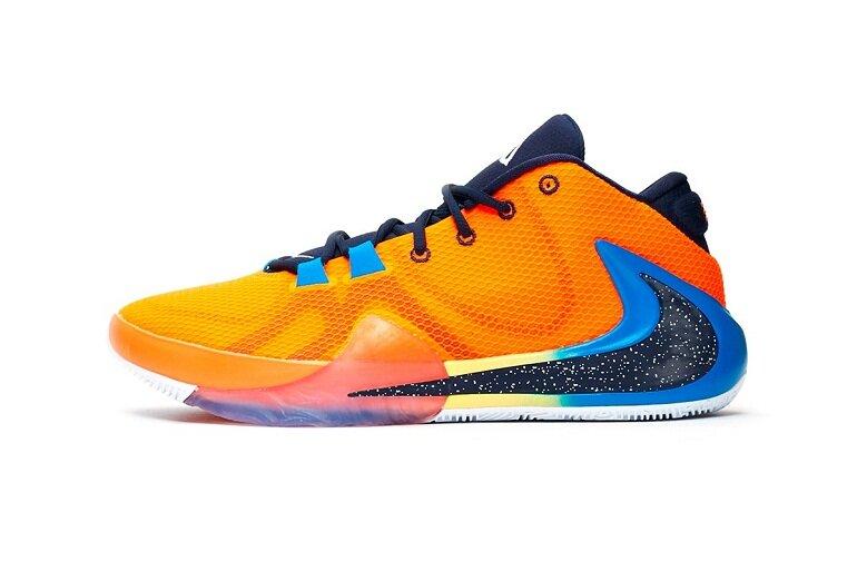 Giày bóng rổ Nike chính hãng