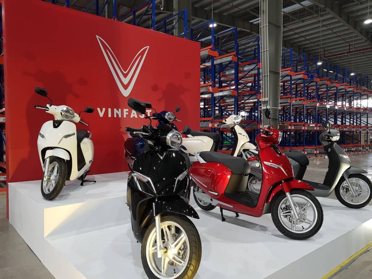 Xe máy điện VinFast uy tín chất lượng