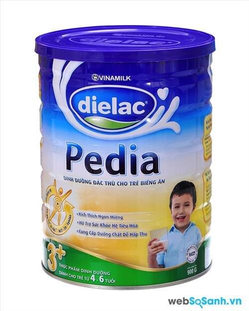 Sữa bột Dielac Pedia 3+