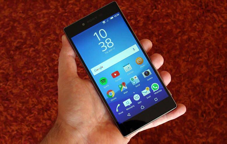 Sony Xperia Z5 Premium/ Z5 Dual giảm giá mạnh nhưng vẫn cao