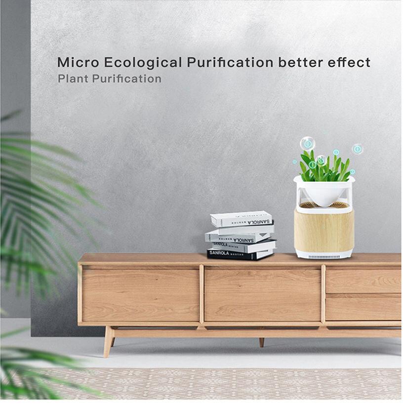 Máy lọc không khí còn là món đồ trang trí cho nội thất ngôi nhà