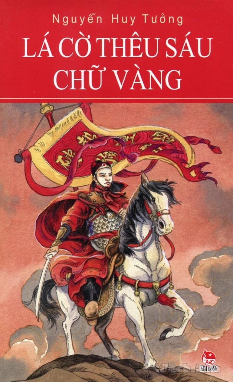 Lá cờ thêu sáu chữ vàng - Nguyễn Huy Tưởng