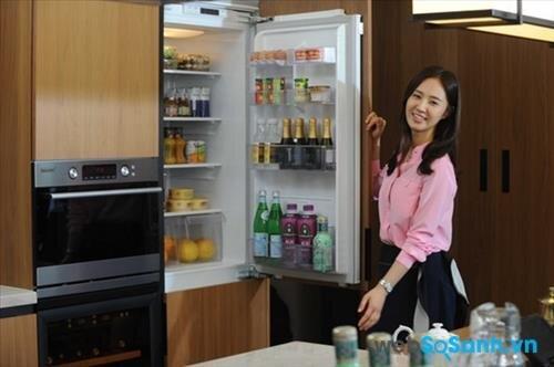 Tủ lạnh Samsung RT-38FAUDD sử dụng máy nén Inverter có độ bền cao