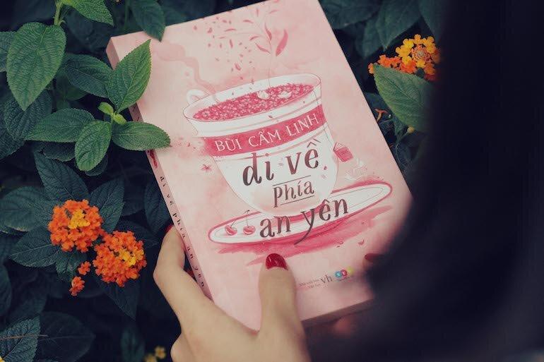 Bạn sẽ tìm được chốn bình yên đích thực trong tâm hồn khi đọc cuốn sáchĐi Về Phía An Yên