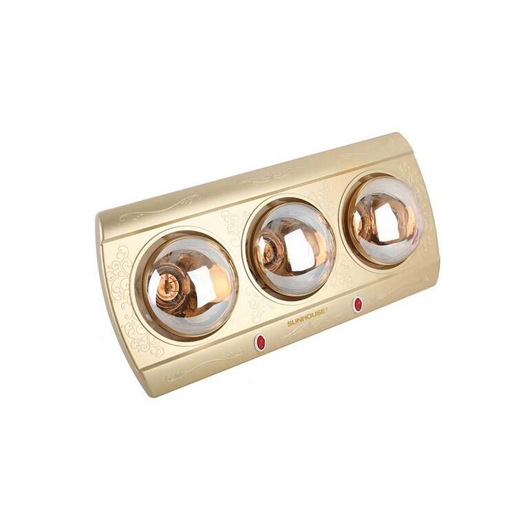 Mẫu mã của đèn sưởi phòng tắm Sunhouse shd3813