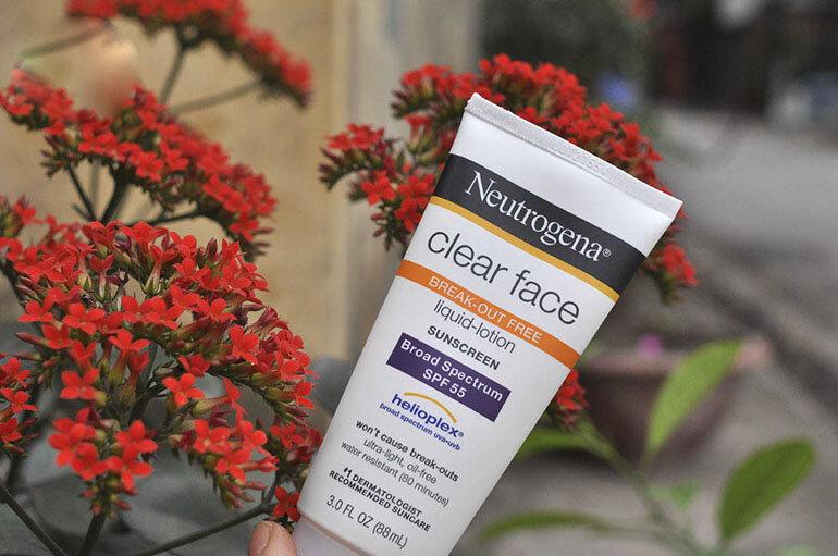 Kem chống nắng Neutrogena - Bảo vệ da bắt nắng hiệu quả ngay lần đầu sử dụng