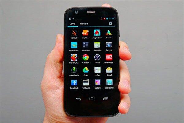Motorola Motom 9