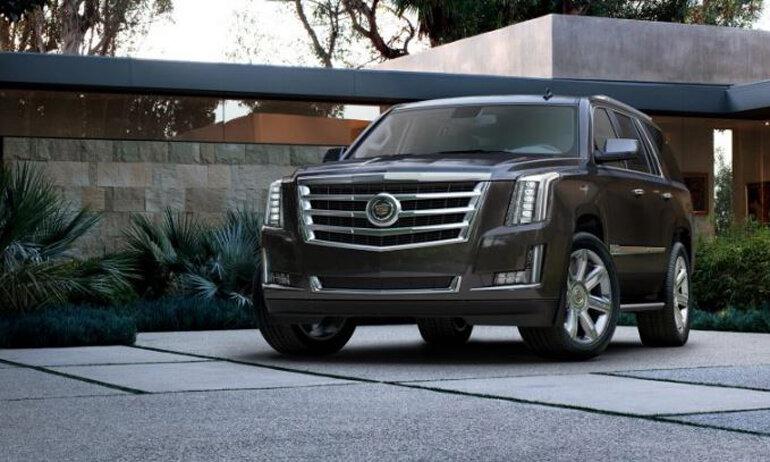 SUV cỡ lớn, hạng sang - Cadillac Escalade
