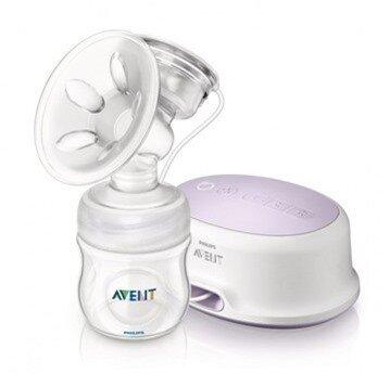 Máy hút sữa AVENT SCF33201 điện - Pin