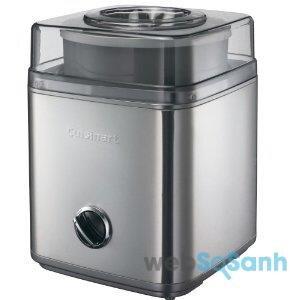 máy làm kem trực tiệp Cuisinart ICE- 30BC