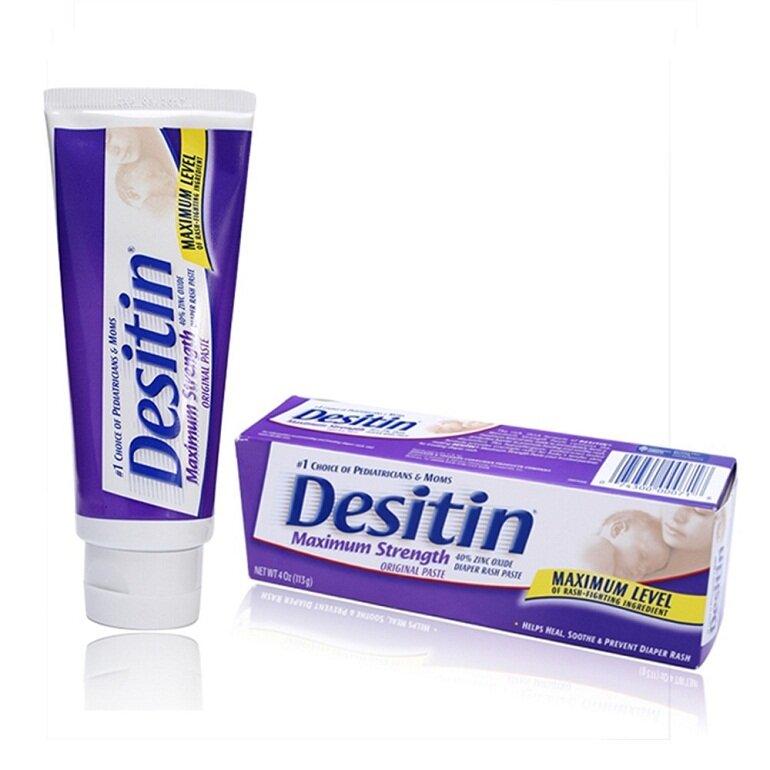 Kem chống hăm Desitin có tốt không, mua ở đâu thì chính hãng, giá cả phải chăng?
