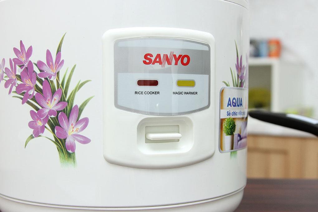 Dễ đọc các mã lỗi của Sanyo