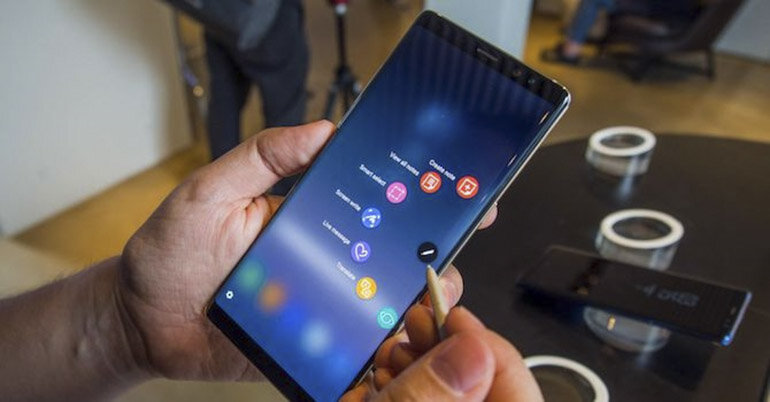 Những thao tác thiết lập cần làm ngay khi vừa bóc hộp em điện thoại Galaxy Note 9
